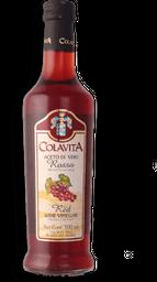 Vinagre Vinho Tinto ColaVinho Italiano 500ml