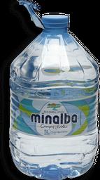 Água Mineral Minalba 5L
