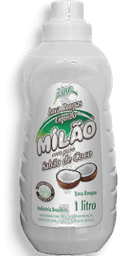 Lava Roupas Líquido Coco Milao 1L