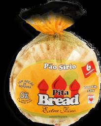 Pão Sirio Extra Fino Wickbold 320g