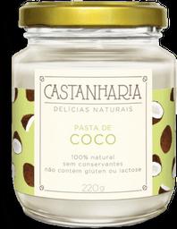 Pasta De Coco Castanharia 210g