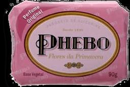 Sabonete Em Barra Flores Da Primavera Phebo 90g