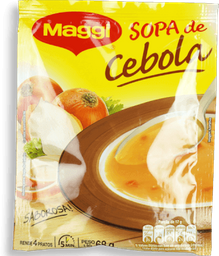 Sopa Cebola Maggi 68G