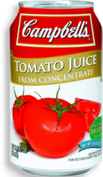Suco Usa Tomate Campbells 340ml