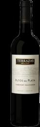 Vinho Argentino Terrazas Altos Del Plata Cab Sauv 750ml