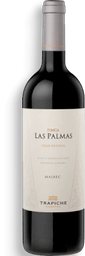 Vinho Argentino Trapiche Las Palmas Gran Riserva Malbec 750ml