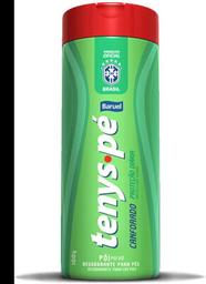 Desodorantepés Tenys Pe Baruel Em Pó Canforado 100gr