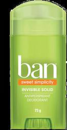 Desodorante Ban Solido Sweet Surrender 73G