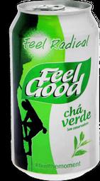 Chá Verde Com Limão Feel Good 330ml