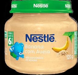 Papinha Infantil Banan/Aveia Nestle 120g