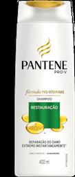 Shampoo Pantene Restauracao Profunda 400ml