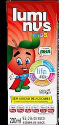 Suco Kids Maçã Life Mix 200ml