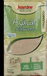Açúcar Mascavo Orgânico Jasmine 500g