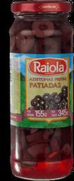 Azeitona Preta Espanhola Raiola Fat 155g