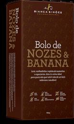 Bolo Cong Nozes/Banana Bianca Simoes 230G