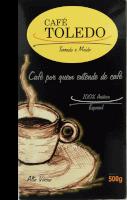 Café Especial Moido A Vacuo Toledo 500G