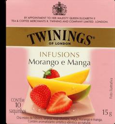 Cha Misto Morngo E Manga Twinings C/10 Un
