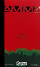 Chocolate 60% Amma 80g
