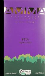 Chocolate 85% Amma 80g