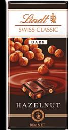 Chocolate Sui Dark Hazelnut Lindt 100g