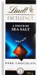 Chocolate Sui Excellence Sea Salt Lindt 100g