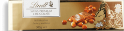 Chocolate Sui Gold Bar Hazelnut Lindt 300g
