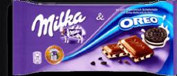 Chocolate Milka E Oreo 100g