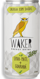 Energetico Natural Waker Zero 269Ml Lata
