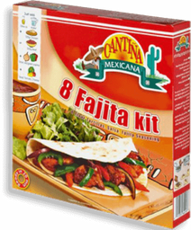 Kit Para Tacos Frontera 320g em sua casa pela Rappi! 49d77eec0697