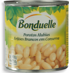 Feijão Branco Em Consersa Bonduelle 250g