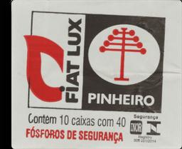 Fosforo Pinheiro Fiat Lux Cx Com 10 Un