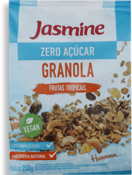 Granola Cast/Frutas Trop Diet Grain Flakes Jasmine