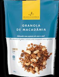 Granola De Macadamia Bianca Simoes 250g