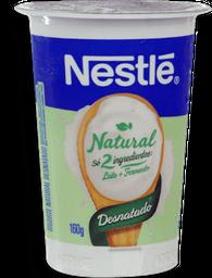 Iogurte Natural Desnatado Nestle 160g