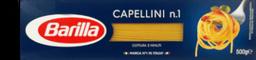 Macarrão Importado L Capellini Barilla 500g
