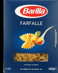 Macarrão Importado C Farfalle N65 Barilla 500g