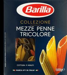 Macarrão Importado Penne Tricolore La Colezione Barilla