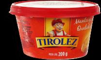 Manteiga Com Sal Tirolez Pt 200g