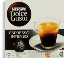 Cápsulas Café Espresso Int Dolce Gusto Com 16 128G