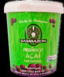 Açaí Com Guarana Sambazon 900ml