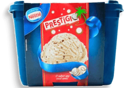 Sorvete Prestigio Nestle 15L