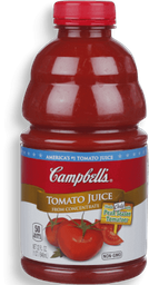 Suco Ame Tomate Juice Campbells 946Ml