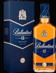 Whisky Escoces Ballantines 12 Anos 750 Ml