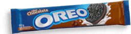 Biscoito OREO Chocolate 90g