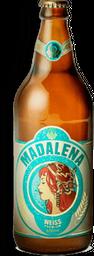 Cerveja Madalena Weiss 600ml