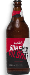 Cerveja Wals Bohemia Pilsen 600ml
