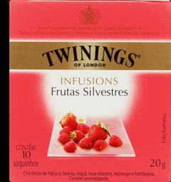 Chá Twinings Frut. Silvestres 20g 10Un