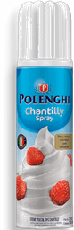 Chantilly Spray Polenghi 250g