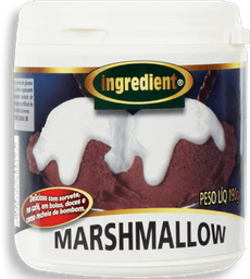 Cobertura Marshmallow Ingredient 190G
