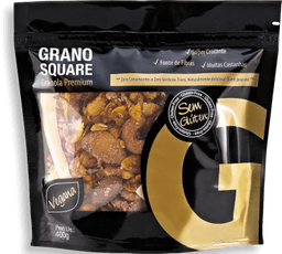 Granola Premium Artesanal Grano Square 400g